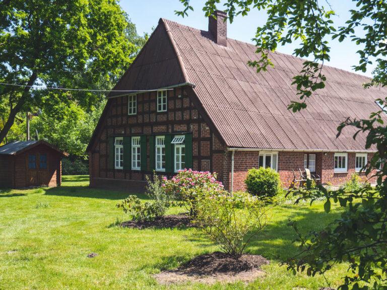 Kürbishof & Bauerngarten Hertz-Kleptow in Ohlenstedt