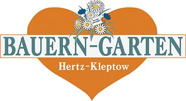 Kuerbishof Bauerngarten Hertz-Kleptow Logo